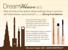 Dreamweave Lashconstruct Mascara (GOLD)
